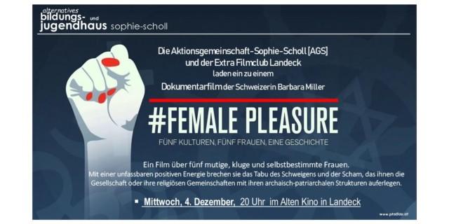 Dokumentarfilm: #Female Pleasure