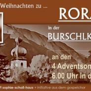 Rorate Burschlkirche Landeck